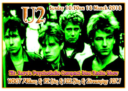 PsychoGello CD Radio Show