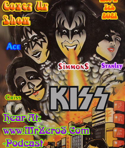 KISS Cover Up 2